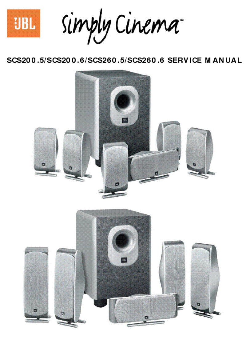 Jbl esc 550 home theater system design and ideas - Home theater system design ...