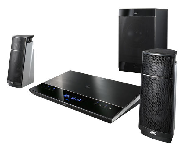jvc 2 1 home theater system design and ideas. Black Bedroom Furniture Sets. Home Design Ideas