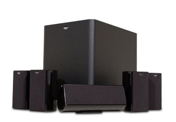 klipsch hd500 home theater speaker system design and ideas. Black Bedroom Furniture Sets. Home Design Ideas