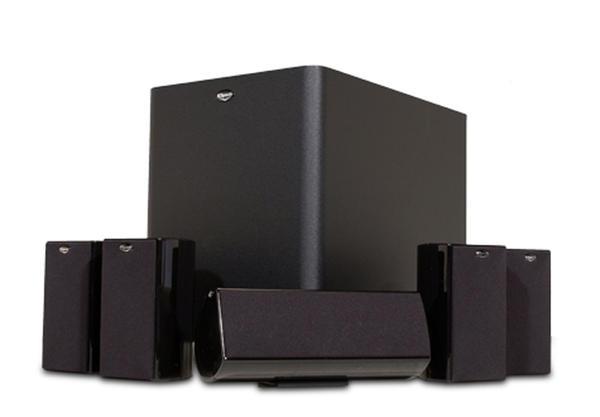 klipsch hd500 home theater speaker system design and ideas. Black Bedroom Furniture Sets. Home Design Ideas