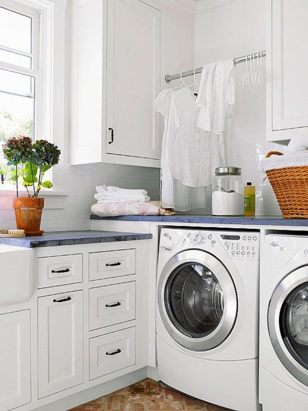 L Shaped Laundry Room Design Part 46