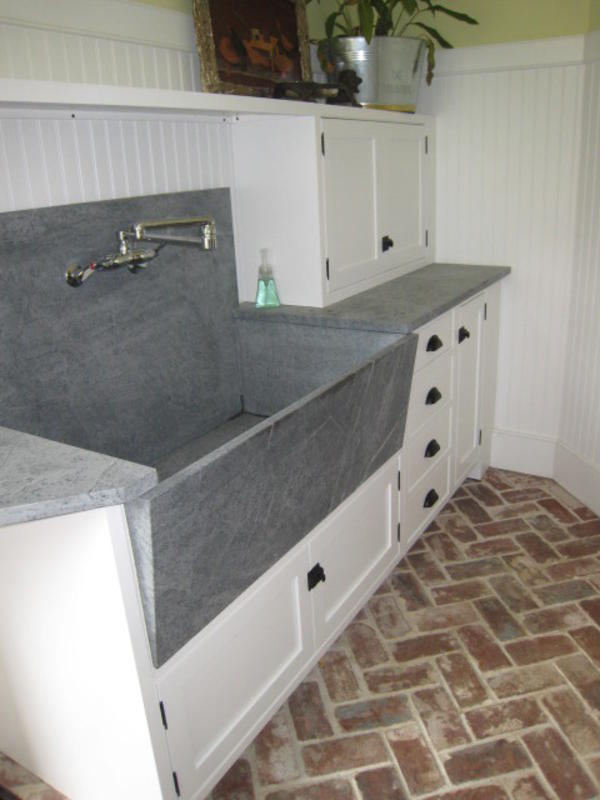 Nice Laundry Room Tub Ideas Part - 5: Large Laundry Room Sink