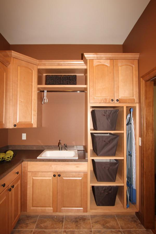Laundry Room Cabinets Design