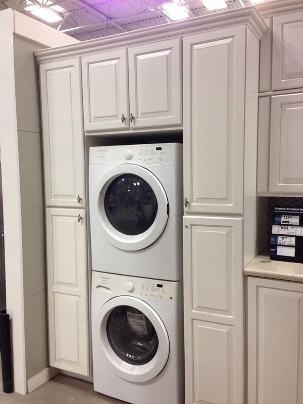 Laundry room cabinets design and ideas for Laundry room cabinets ideas