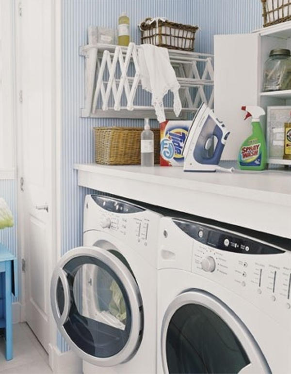 laundry room design for small spaces Design and Ideas