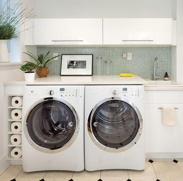laundry room design small space Design and Ideas