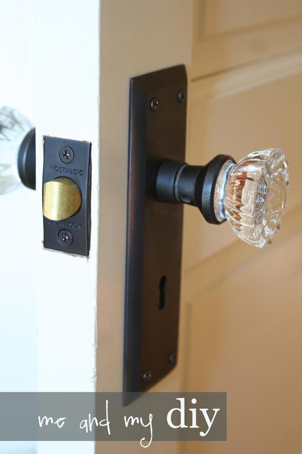laundry room door knobs design and ideas