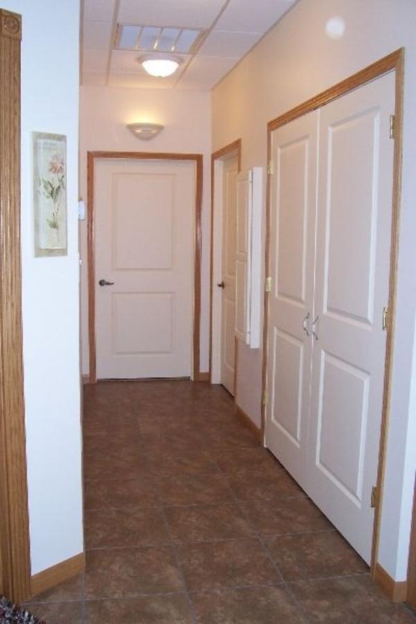 Laundry Room Double Doors