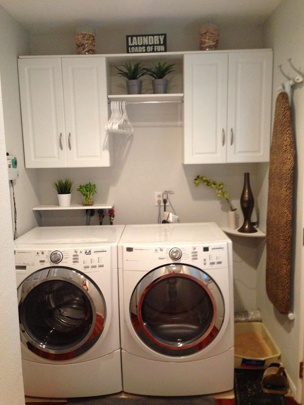 Laundry Room Setup Ideas