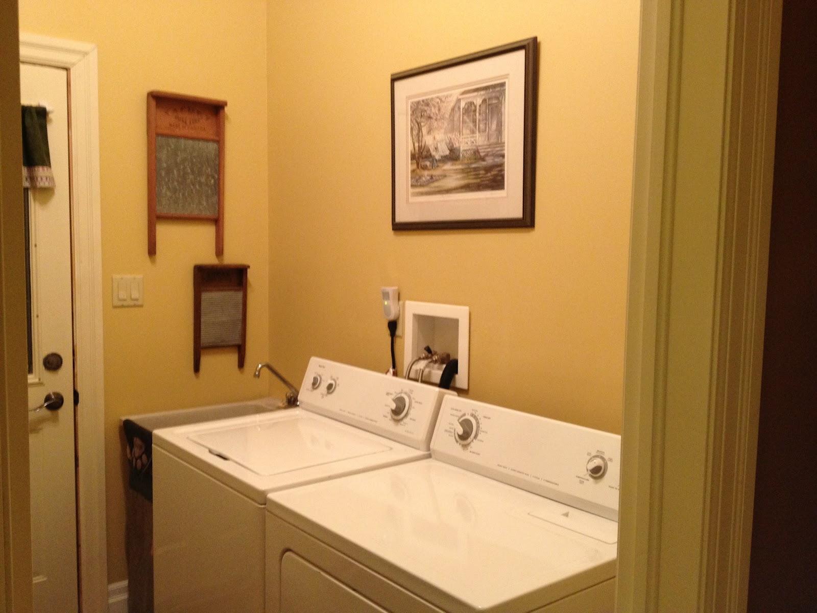 Laundry Room Shelf Decor Design And Ideas