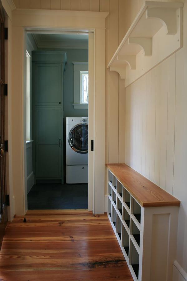 Laundry Room Shoe Storage Ideas