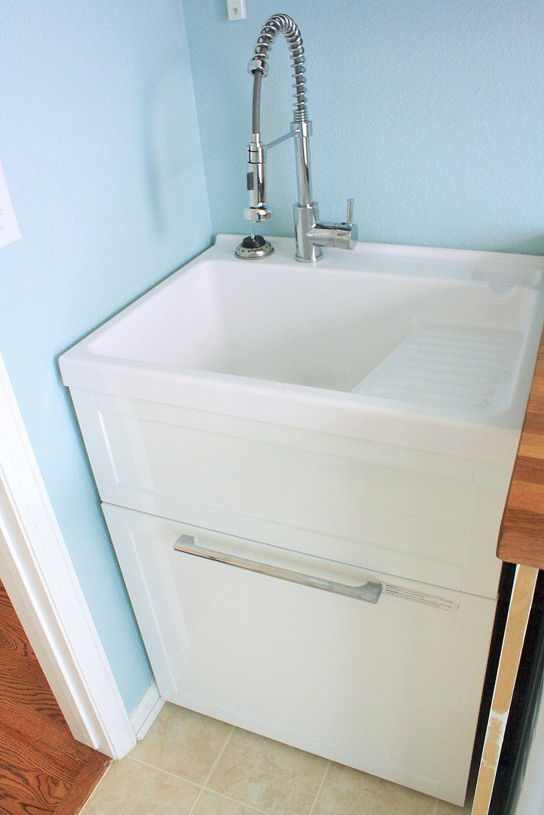 laundry room sink cabinet costco » Design and Ideas