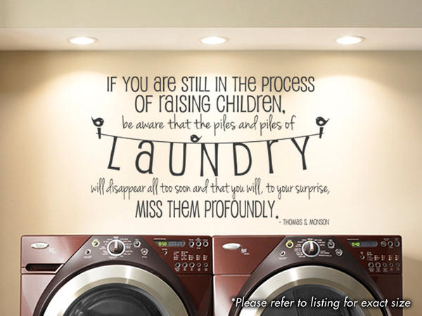 Laundry Room Vinyl Unique Laundry Room Vinyl Wall Decor » Design And Ideas Review