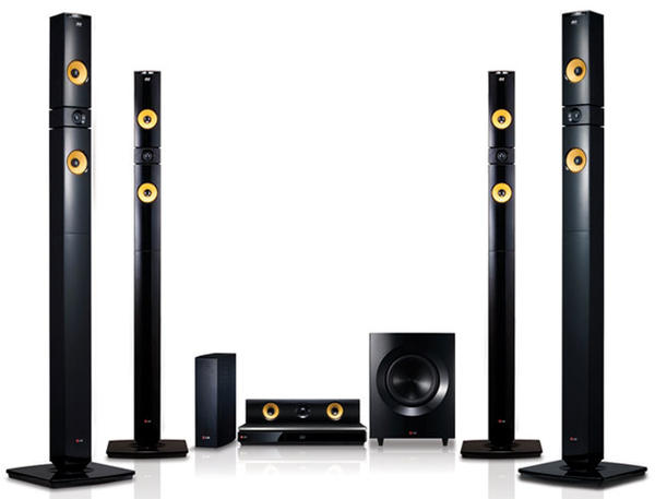 Lg home theater systems design and ideas - Home theater system design ...