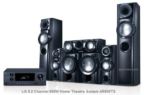 Lg home theatre systems 5 2 design and ideas - Home theater system design ...
