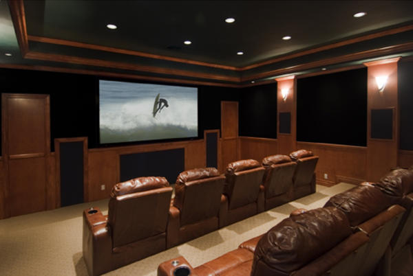 theater room lighting. Lighting For Home Theater Room D