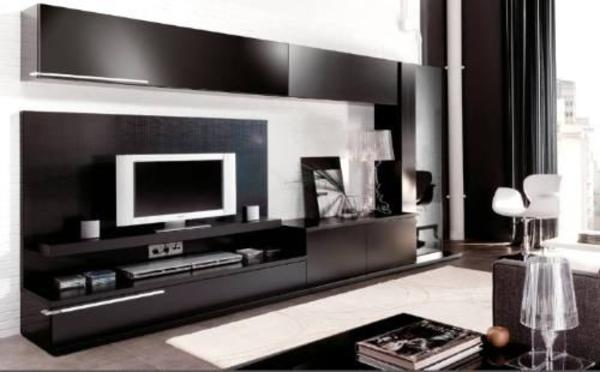 Muebles para tv y home theater design and ideas for Muebles para television modernos