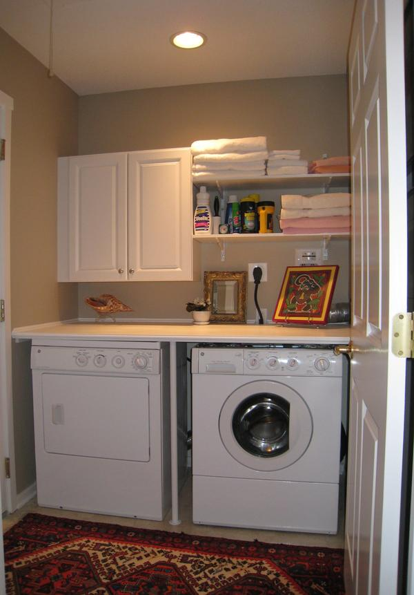 Pictures Of Laundry Room Makeovers