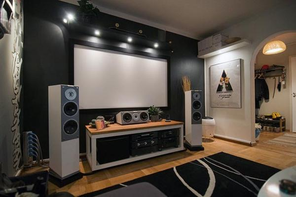 Small Home Theater Design Ideas Design And Ideas