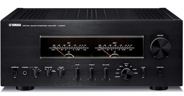 Yamaha 200w 2 channel home theater amplifier design for Yamaha home theater amplifier