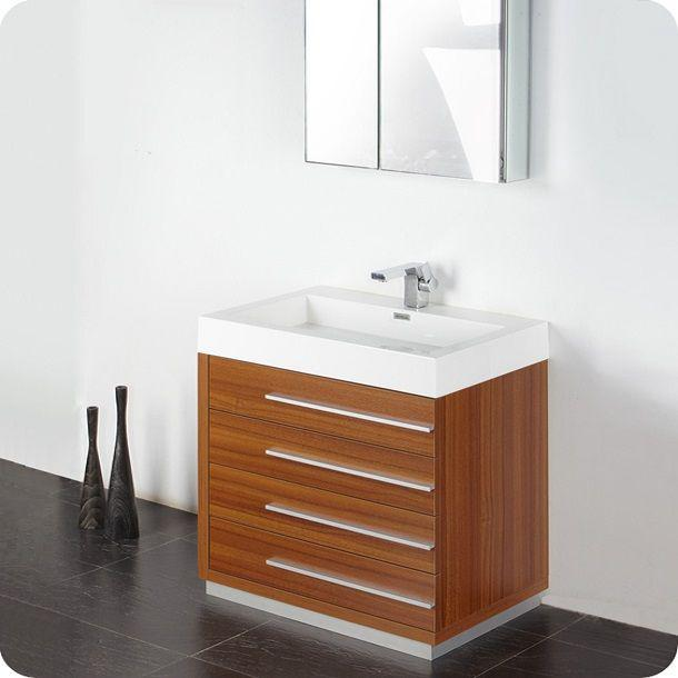 30 Modern Bathroom Vanity Design And Ideas