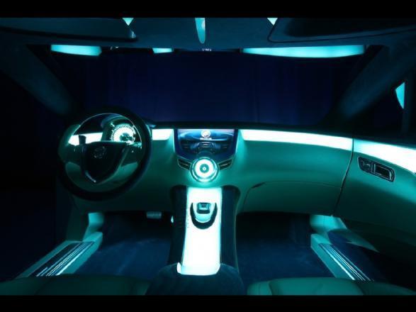 custom car interior lighting » Design and Ideas