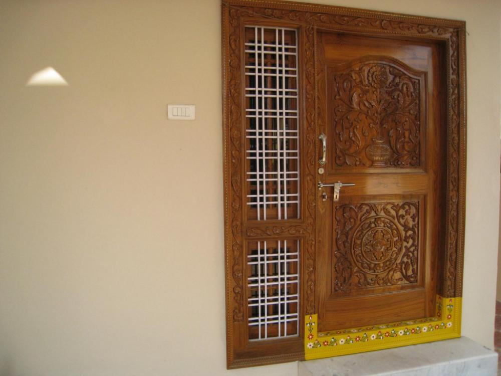 Design Of Main Door