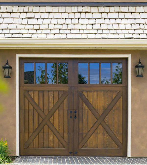 Design Your Own Garage Door Design And Ideas