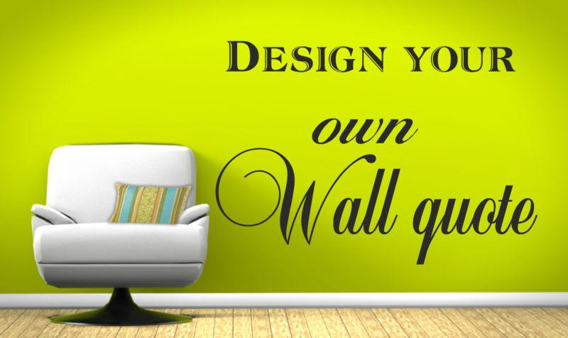 Design Your Own Wall Art Design And Ideas