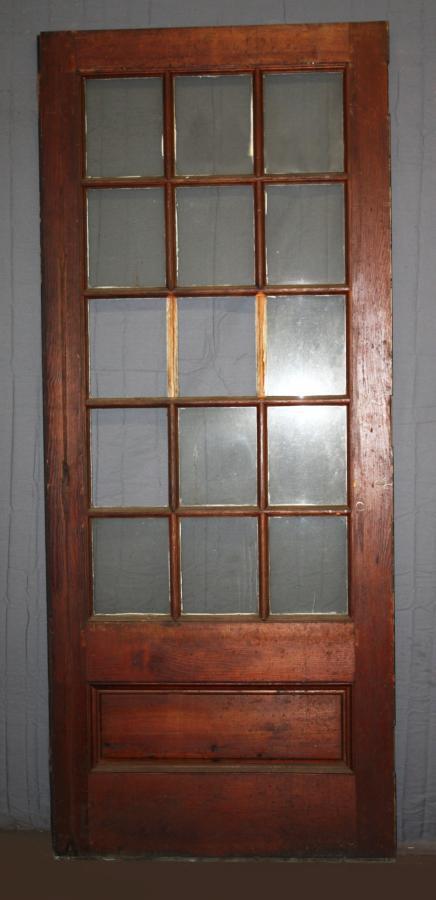 Interior Single French Door Design And Ideas