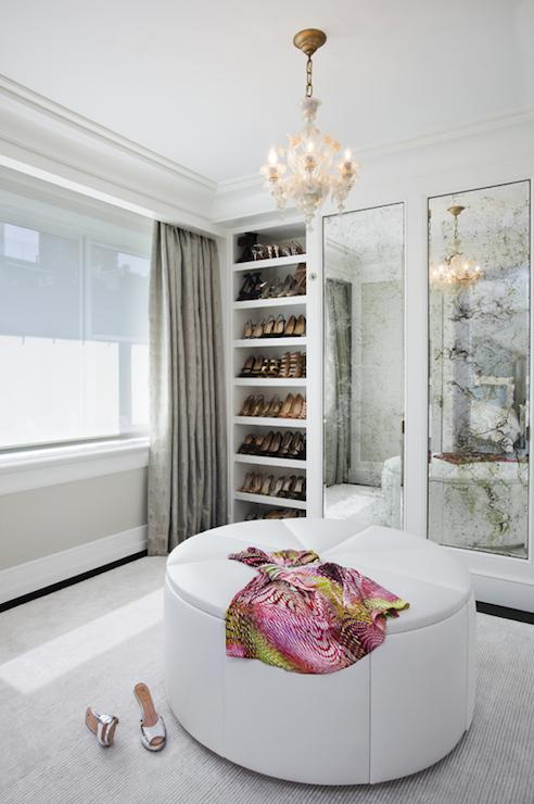 Mirrored French Doors Interior Design And Ideas