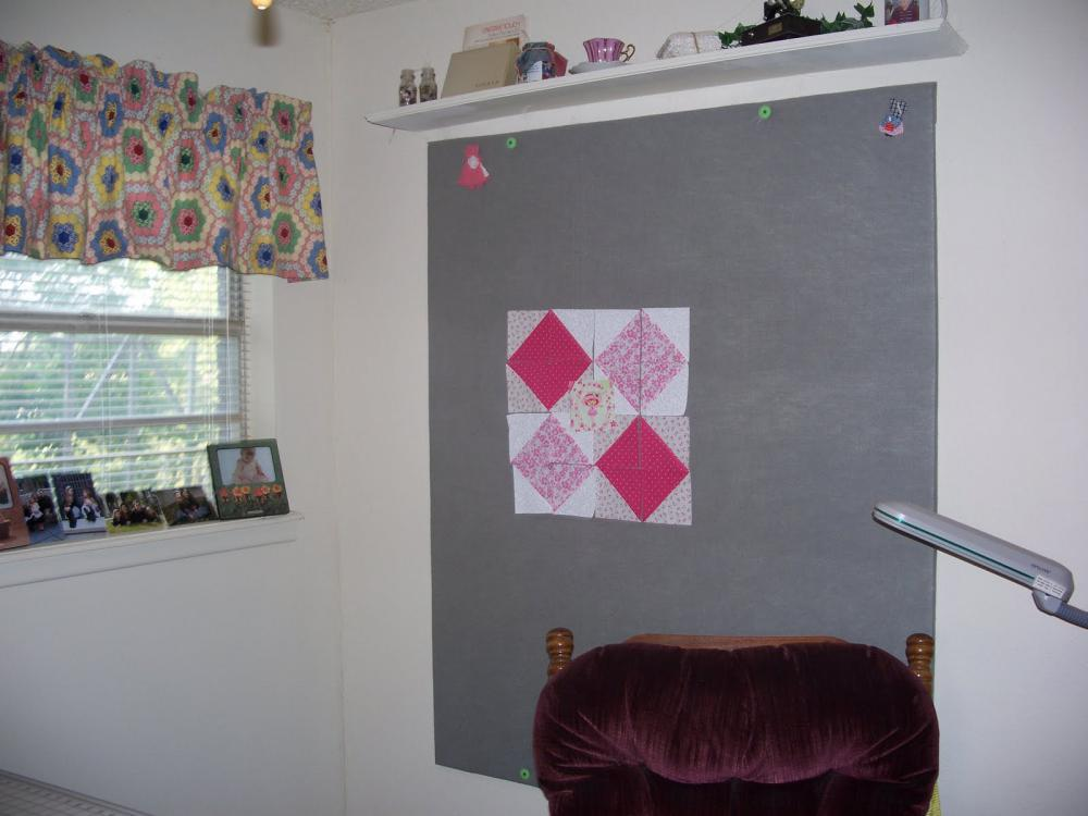 Retractable Design Wall For Quilting Design And Ideas