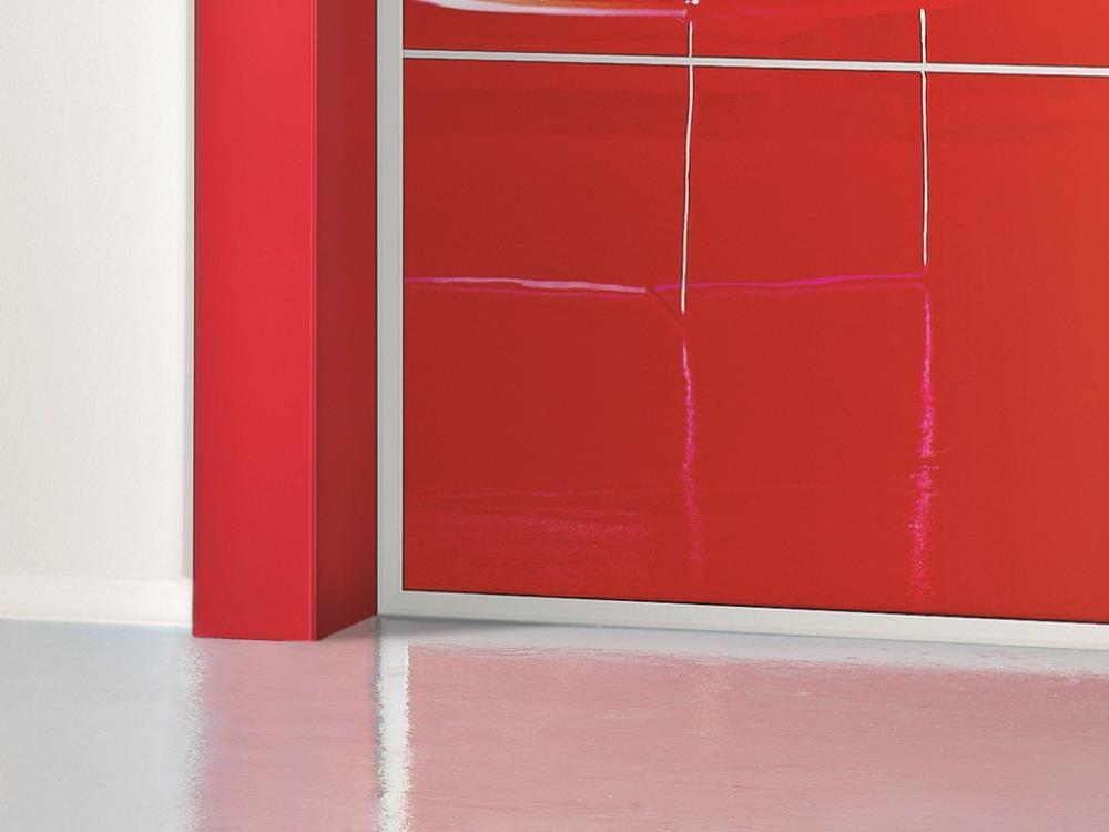 Red Interior Doors