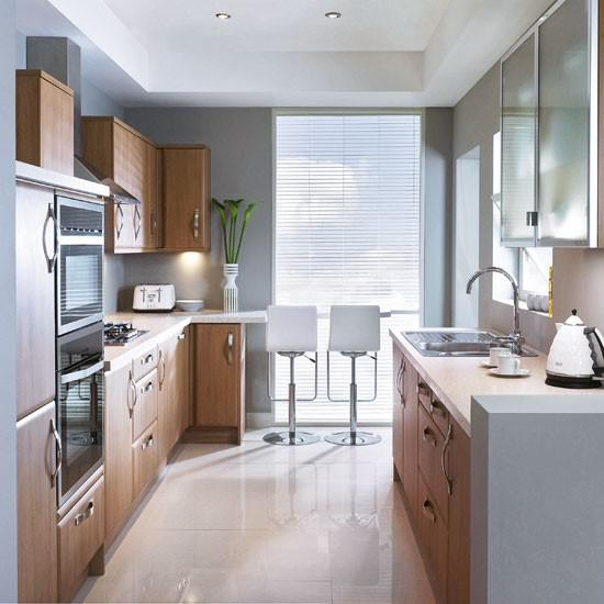Small Functional Kitchen Design