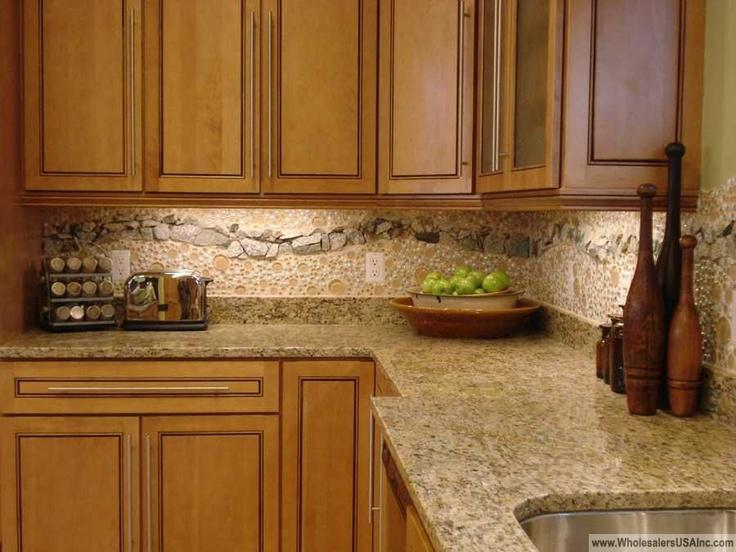 Unique kitchen backsplash designs kitchen backsplash for Cheap kitchen backsplash ideas pictures
