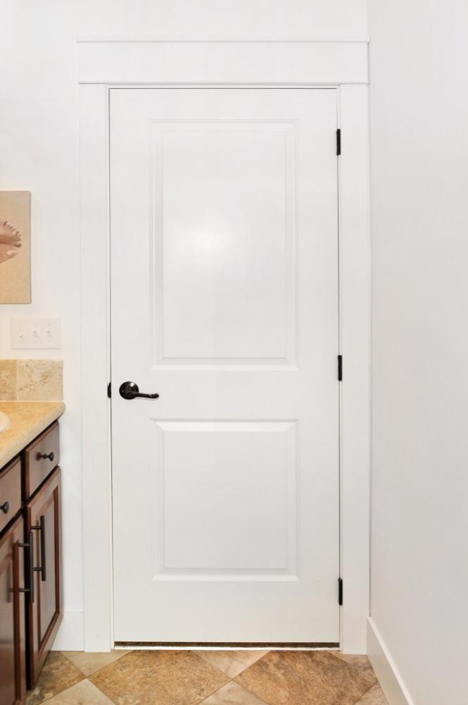 White 2 Panel Interior Doors Design And Ideas